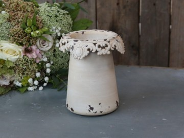 "Chic Antique ""Vase Blonde"""