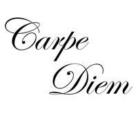 "La Finesse Wallstickers "" Carpe Diem """