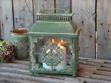 "Chic Antique ""Lanterne"" Motiv"