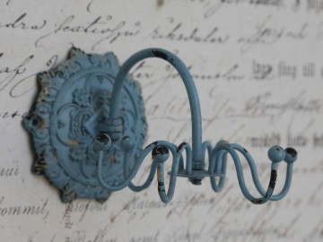 "Chic Antique ""Knagg"" Aqua"