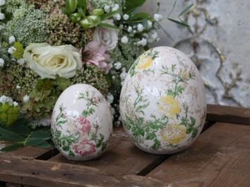 "Chic Antique ""Toulose"" Egg Lite"